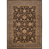 Artistic Weavers Morwell 94-in x 123-in Rectangular Brown/Tan Floral Area Rug