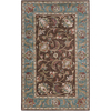 Artistic Weavers Brisbane Brown Rectangular Indoor Tufted Area Rug (Common: 8 x 10; Actual: 96-in W x 120-in L x 2.4-ft Dia)