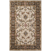 Artistic Weavers Adelaide 96-in x 120-in Rectangular Cream/Beige/Almond Floral Area Rug