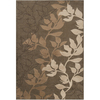 Artistic Weavers Anahola 93-in x 134-in Rectangular Brown/Tan Floral Area Rug