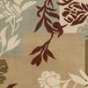 Artistic Weavers Crestview Multicolor Rectangular Indoor Woven Area Rug (Common: 8 x 11; Actual: 93-in W x 134-in L x 2.5-ft Dia)