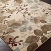 Artistic Weavers Eden Brown Rectangular Indoor Woven Area Rug (Common: 5 x 8; Actual: 63-in W x 90-in L x 1.6-ft Dia)