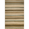Artistic Weavers Ruger Brown Rectangular Indoor Woven Area Rug (Common: 5 x 8; Actual: 63-in W x 90-in L x 1.6-ft Dia)