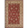 Artistic Weavers Davenport 96-in x 120-in Rectangular Red/Pink Floral Area Rug