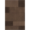 Artistic Weavers Plymouth Brown Rectangular Indoor Tufted Area Rug (Common: 8 x 10; Actual: 96-in W x 120-in L x 2.4-ft Dia)