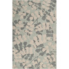 Artistic Weavers Thanet 60-in x 96-in Rectangular Blue Floral Area Rug