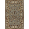 Artistic Weavers Crowne 60-in x 96-in Rectangular Cream/Beige/Almond Border Area Rug