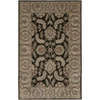 Artistic Weavers Crowne 60-in x 96-in Rectangular Brown/Tan Border Area Rug