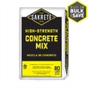 Sakrete 80-lb Gray High Strength Concrete Mix