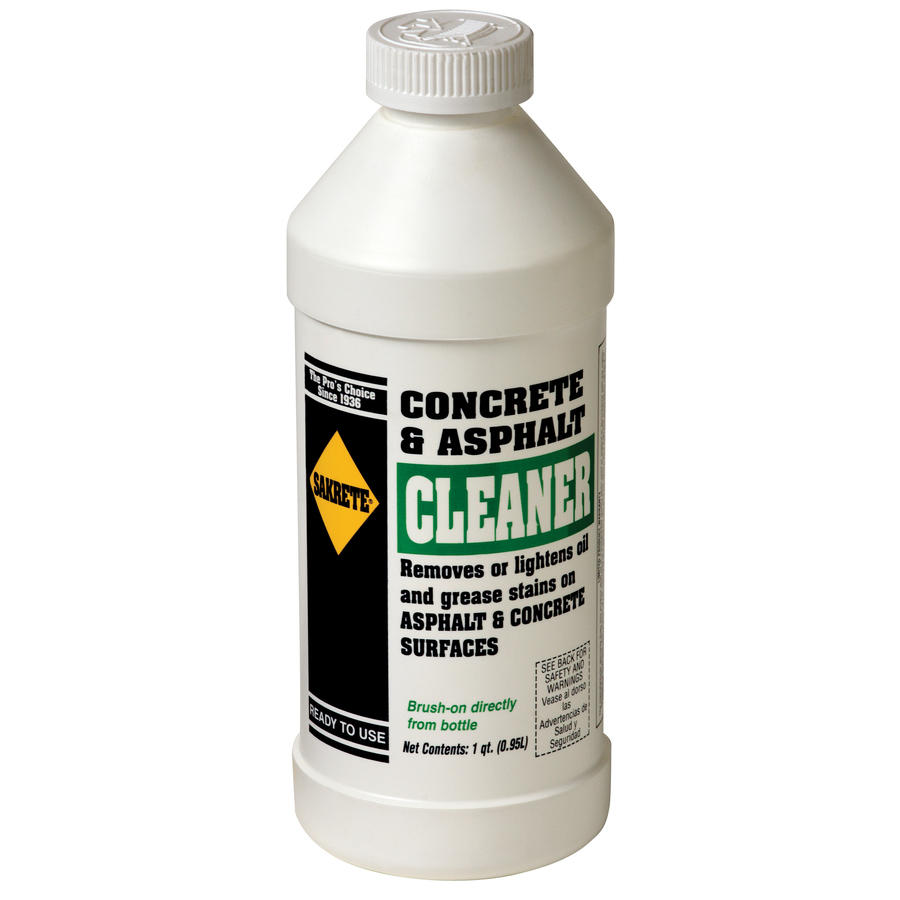 Shop sakrete masonry cleaner at for Best rated concrete cleaner