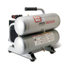Grip-Rite 2-HP 4.3-Gallon 135-PSI 115-Volt Twin Stack Portable Electric Air Compressor