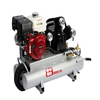 Grip-Rite 9-HP 10-Gallon 150-PSI Horizontal Portable Gas Air Compressor