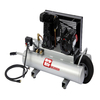 Grip-Rite 3-HP 9-Gallon 135-PSI 115-Volt Horizontal Portable Electric Air Compressor