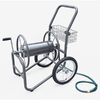 Liberty Garden Products Steel 300-ft Cart Hose Reel