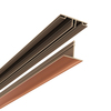 ACP Vinyl 100 Sq. Ft. Ceilingmax Kit Polished Copper