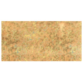Fasade 12-in Cracked Copper Laminate Kitchen Backsplash