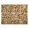 Fasade 24-1/2-in Bronze Thermoplastic Multipurpose Backsplash