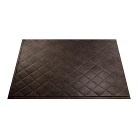 Fasade 18.5-in x 24.5-in Smoked Pewter Thermoplastic Multipurpose Backsplash