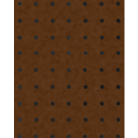 DPI 1/8-in x 4-ft x 8-ft Brown Hardboard Wall Panel