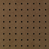 DPI 1/8-in x 4-ft x 2-ft Pegboard Hardboard Wall Panel