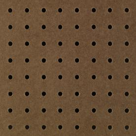 DPI Hardboard Pegboard (Common: 4-ft x 4-ft; Actual: 47.75-in x 47.75-in)