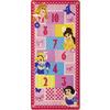Disney Princess Hopscotch Game Rug