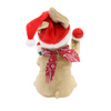 Holiday Living Musical Animatronic Tabletop Chihuahua Indoor Christmas Decoration