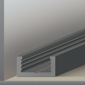 Shaw 9/16-in x 93-in Feature Strip Moulding