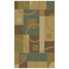 Shaw Living 9-ft 3-in x 13-ft Beige Pulsar Area Rug