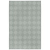 Shaw Living 5-ft x 8-ft Blue Facets Area Rug