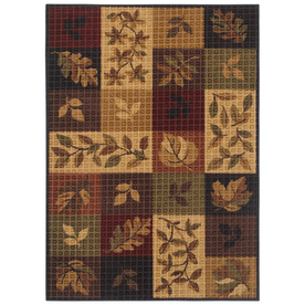 Shaw Living Oakton Rectangular Indoor Tufted Area Rug (Common: 5 x 8; Actual: 60-in W x 96-in L)