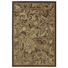 allen + roth Paisley Park 63-in x 94-in Rectangular Multicolor Floral Area Rug