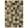 Shaw Living 7-ft 10-in x 10-ft 10-in Sri Lanka Beige Area Rug