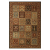 Shaw Living Winslow Rectangular Multicolor Transitional Woven Area Rug (Common: 5-ft x 8-ft; Actual: 5.25-ft x 7.83-ft)