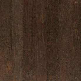 Shaw 5-in W x Random L Hickory Engineered Hardwood Flooring
