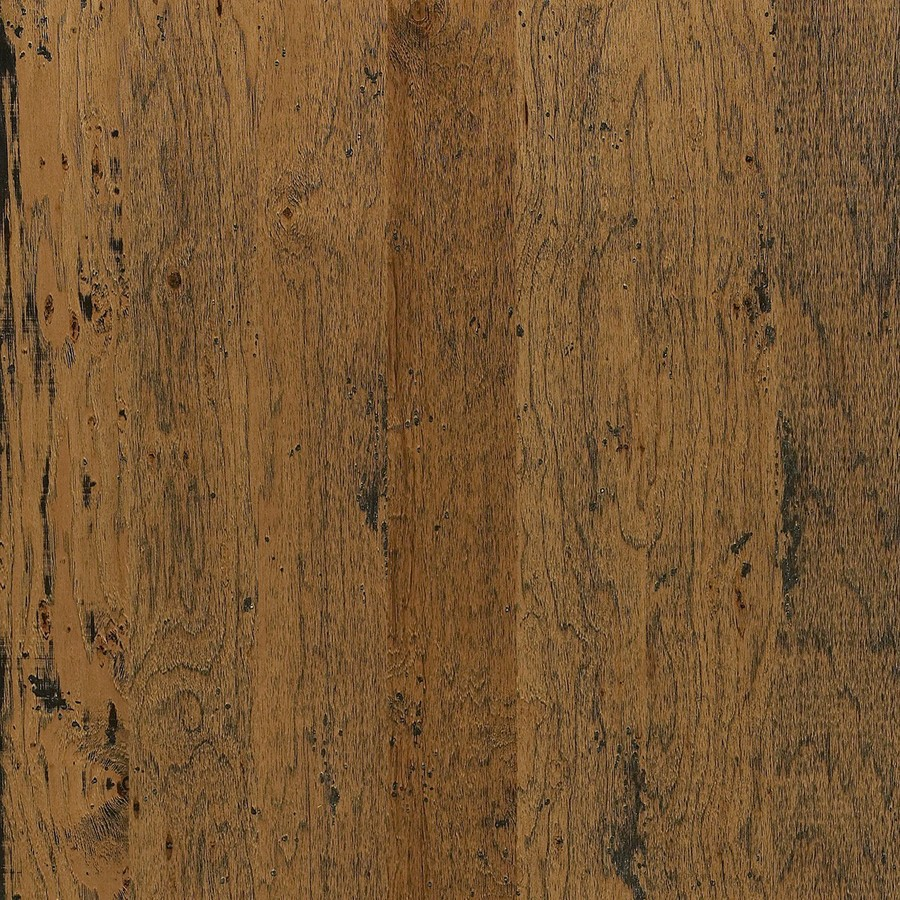 Shop shaw appalachian hickory 5 in w prefinished hickory for Prefinished flooring