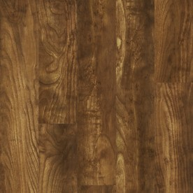 Style Selections Polished Birch High Gloss Laminate Floor Wood Planks
