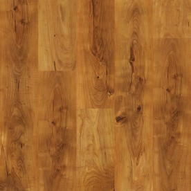 Project Source Traditional Pine Embossed Laminate Wood Planks