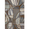 Shaw Living St. Armand 23-in x 38-in Rectangular Silver Transitional Accent Rug