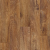 Shaw Wilmington 10-Piece 5.9-in x 48-in Plantation Teak Floating Luxury Vinyl Planks