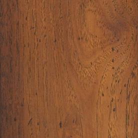 allen + roth Cinnamon Hickory Embossed Laminate Floor Wood Planks