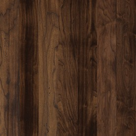 Shaw 4.94-in W x Variable L-in Walnut Engineered Hardwood Flooring