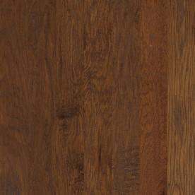 Shaw Prefinished Hickory Engineered Hardwood Flooring (Harvest)