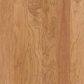Shaw Prefinished Hickory Engineered Hardwood Flooring (Ginger)