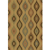 allen + roth Laporte 2-ft 6-in W x 7-ft L Brown Runner