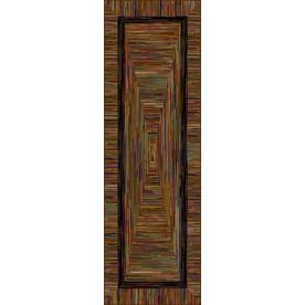 allen + roth River Hills Indoor Woven (Common: 2 x 8; Actual: 30-in W x 84-in L)
