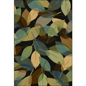 allen + roth Winola Rectangular Indoor Woven Area Rug (Common: 9 x 12; Actual: 114-in W x 154-in L)