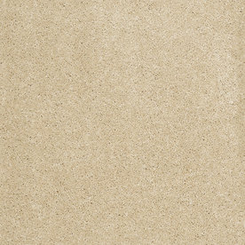 STAINMASTER Trusoft Luscious III Wheat Textured Indoor Carpet