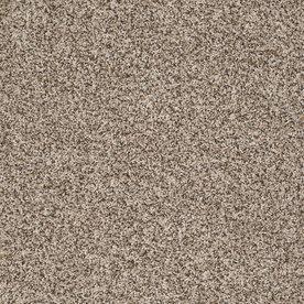 STAINMASTER Essentials Allegiance- B Cream Textured Indoor Carpet