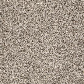 STAINMASTER Essentials Allegiance - B Cream/Beige/Almond Textured Indoor Carpet
